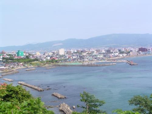 函館山 南壁