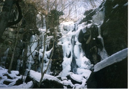 今シーズンの冬期登攀は終了
