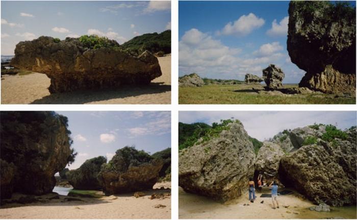 沖縄:具志頭でのボルダリング
