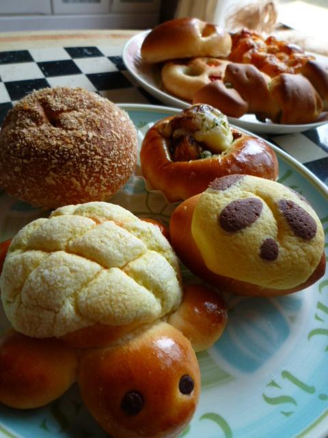 那須のパン屋