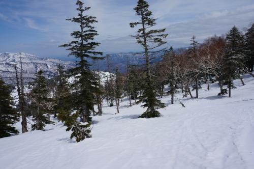 リハビリ登山 第6弾 燧ヶ岳 山岳スキー